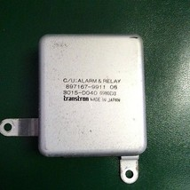 1998-2002 Isuzu Trooper Theft Locking Alarm Module 897167-9911 - $49.49