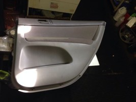 2002-2006 Toyota Camry Door Panel Interior Passenger Right Rear 67787-AA030 - $95.03