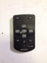 Sony Radio Remote Control RM-X115 - $19.79