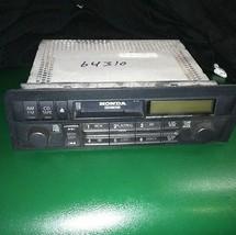 2001-2005 Honda Civic Cpe Am/Fm Radio - $64.34