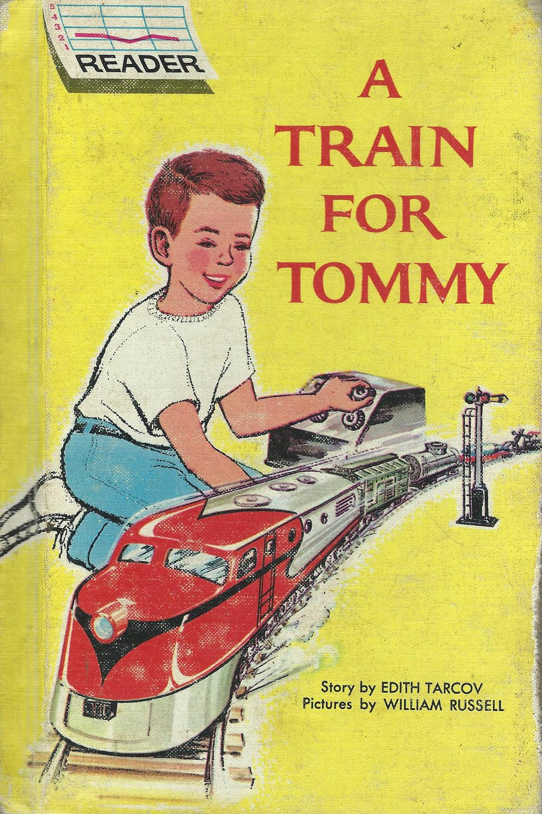 A train for tommy 001