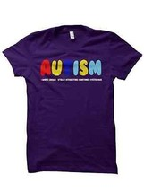 AUTISM T-SHIRT #AUTISM #AWARENESS GREAT GIFTS BIRTHDAY GIFTS CHRISTMAS G... - $17.82