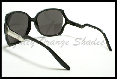 New Womens Sunglasses Celebrity Oversized Fashion Stylish Eyewear LITE TORTOISE