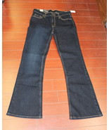 Girls Faded Glory Flare Jean Drkden Size 14R - $5.95