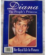 Diana Spencer Princess Of Wales Her Royal Life ... - $5.00