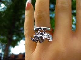 HAUNTED RING ~UNIVERSAL WEALTH CODES OF MERLIN~... - $47.60
