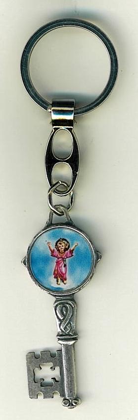 Key ring   divino nino 105.0418 a 001