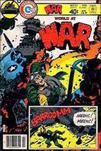 Charlton WAR (1975 Series) #20 VG+ - $1.89