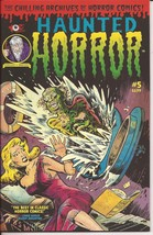 IDW Haunted Horror #5 Chilling Archives Of Horror Comics Craig Yoe Reprints - $9.95