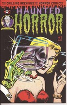 IDW Haunted Horror #1 Premiere Issue Chilling Archives Of Horror Comics ... - $99.95