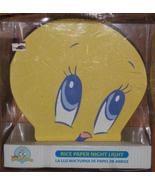 Tweety Bird Rice Paper Night Light by Baby Looney Tunes - $7.99