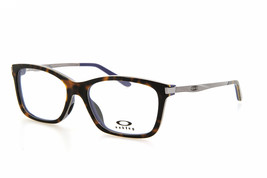 New Authentic Oakley OX1127 06 Nine To Five Eyeglass Frame Tortoise Purp... - $80.00