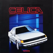 1987 Toyota CELICA sales brochure catalog US 87 ST GT - $10.00