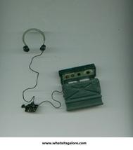 vintage GI Joe SECRET MISSION TO SPY ISLAND action figure accessories LO... - $55.00