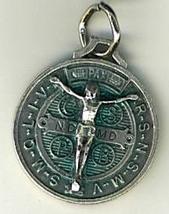 St. Benedict Medal - L125.0936 image 2