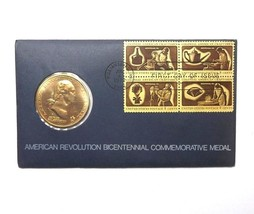 1972 George Washington Bicentennial First Day Cover American Revolution ... - $7.50