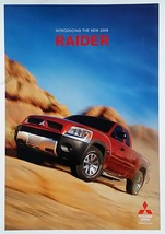 2006 Mitsubishi RAIDER sales brochure catalog 06 US Dakota - $8.00