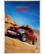 2006 Mitsubishi RAIDER sales brochure catalog 06 US Dakota - $8.00