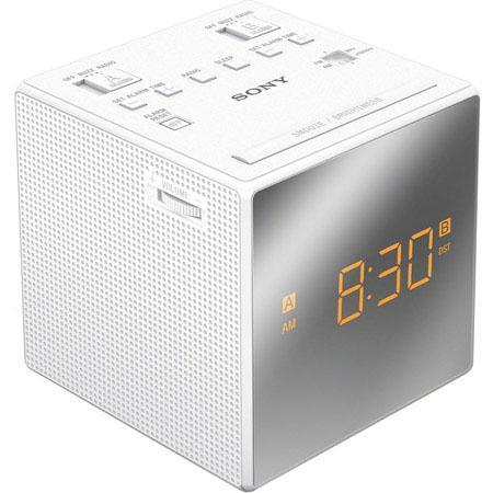 sony icf c1t dual alarm clock with fm am radio 12 hour clock system am fm digital clocks. Black Bedroom Furniture Sets. Home Design Ideas