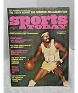 Sport Today Magazine April 1973 Wilt Chamberlain Lakers  - $12.19