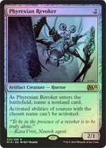 "Magic the Gathering MTG ""Phyrexian Revoker"" 2015 Foil Card x1 * NM - $6.88"