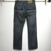 Diesel Industry Mens W30 L31 RAME Black Jeans Cotton Straight Leg Distre... - $27.90