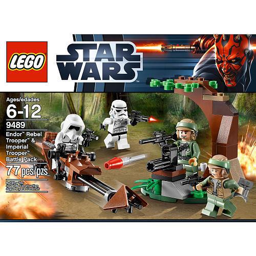 Lego Star Wars Battles 0 30 Apk: Endor Rebels And Imperial Troopers
