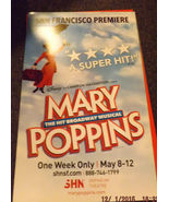 MARY POPPINS THEATRICAL POST - SF - $7.00