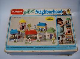 Rare Vintage 1977 Playskool Sesame Street Neigh... - $15.75