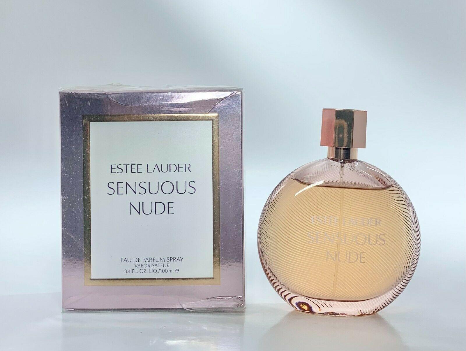 Aaaaaaaaaestee lauder sensous nude 3.4 oz perfume