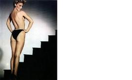 Heather Thomas Fall Guy Stairs 1C Vintage 11X14 Color TV Memorabilia Photo - $12.95