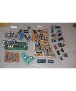 5HH43 ASSORTED CAPACITORS: 50+ PCS, VERY GOOD CONDITION - $17.55