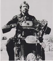 Delta Force Chuck Norris Vintage 11X14 BW Movie Memorabilia Photo - $9.95