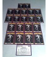 ***JIMMY FIELD***   Lot of 21 cards / LSU - $9.99