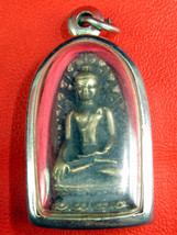 Very Rare Holy Phra Rod Lam Poon Magic Thai Buddha Amulets Last One Left - $19.99