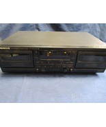 Pioneer CT-W205R Dual-Well Auto-Reverse Cassette Deck Dolby B/C (Black) - $74.29