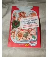 c1958 Pillsbury's Best Butter Cookie Cookbook Vol III Booklet 50 pages B... - $11.88