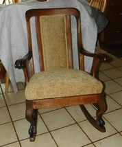 Quartersawn Oak Rocker / Rocking Chair - $499.00