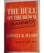 Mason: The Bull On The Bench (Banned United States of Moovalia) (1st Edi... - $39.95