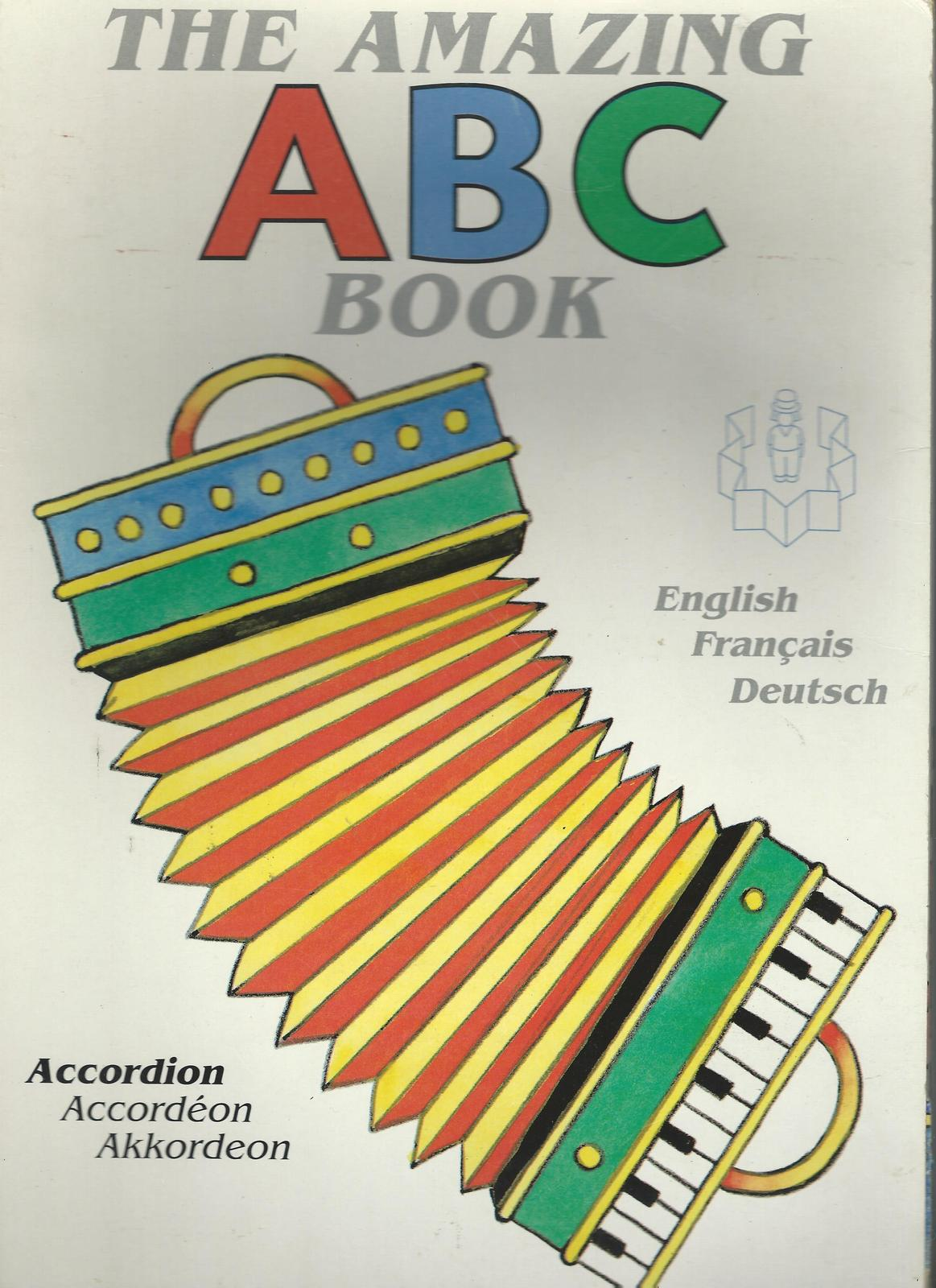 The amazing abc book front 001