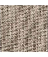 Natural Silver 32ct Linen 35x19 cross stitch fabric Fabric Flair - $29.70