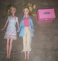 *~Mary Kate & Ashley Curl & Style Dolls (2) - $25.00