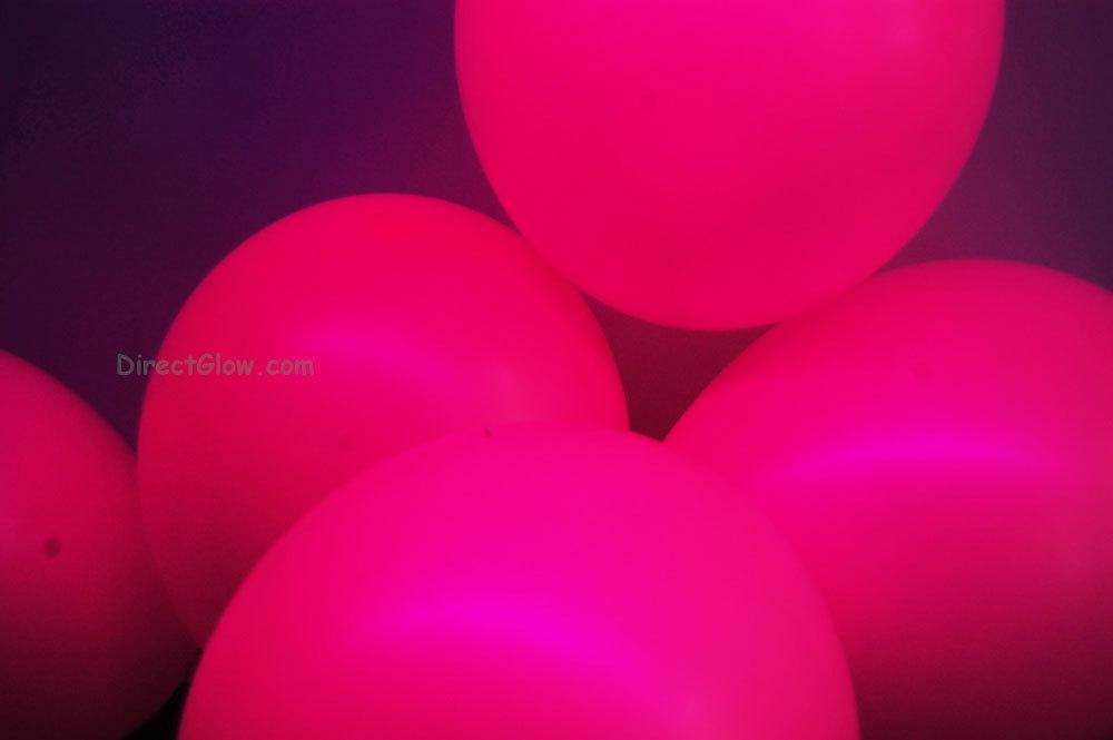 Uv magenta balloon3