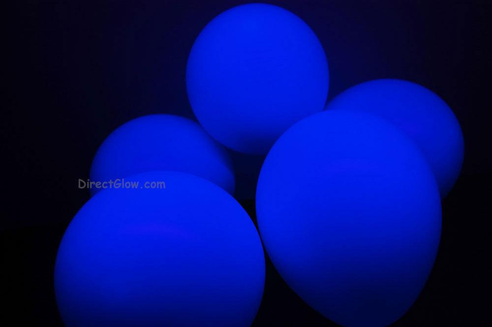 Uv blue balloons3