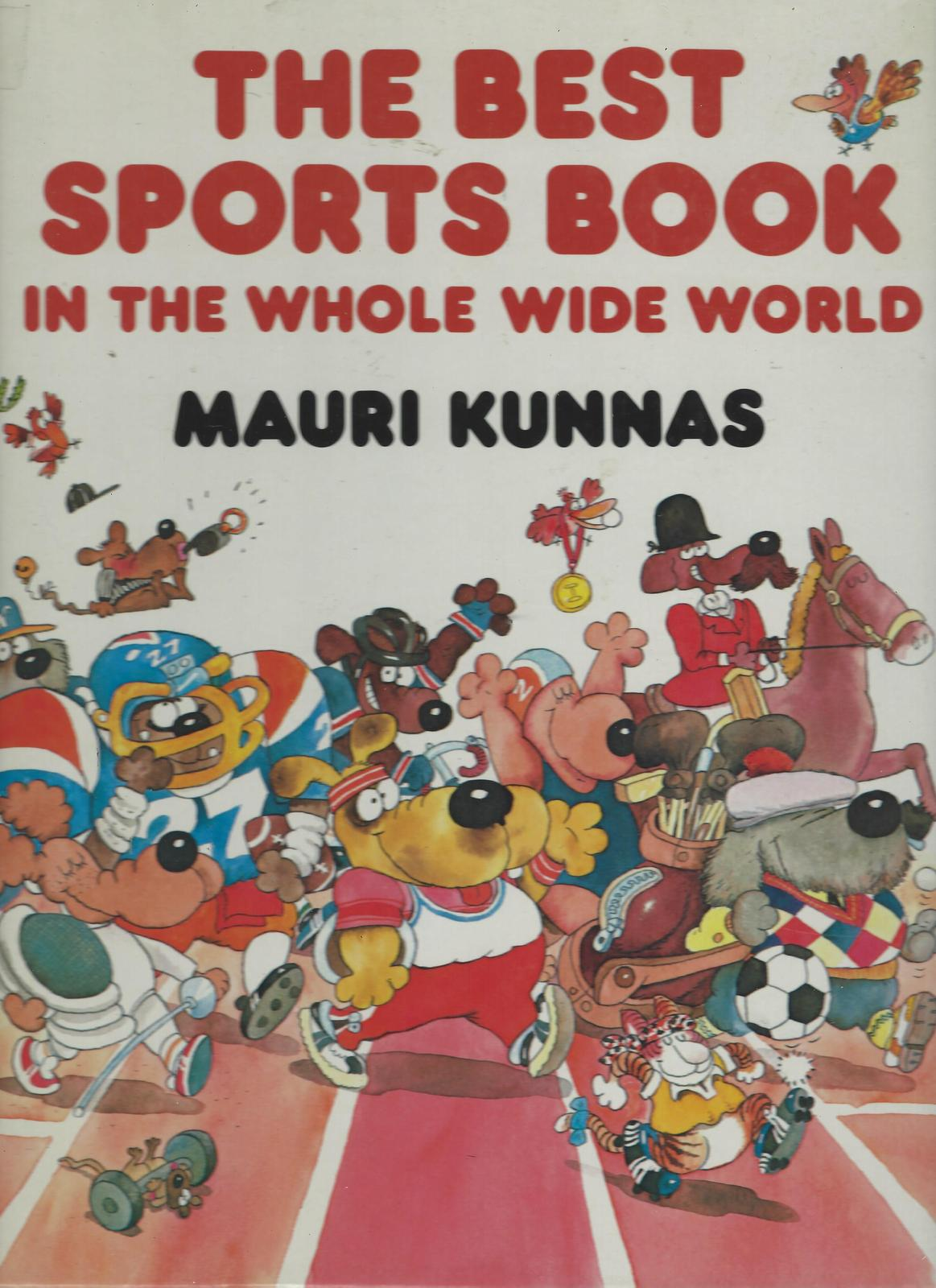 The best sports book 001