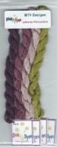 SILK FLOSS PACK for Arborea Pincushion cross stitch chart MTV Designs Di... - $16.20