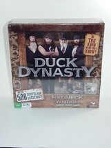 Duck Dynasty Redneck Wisdom Family Party Board Game SEALED - $24.74