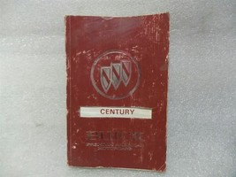 Buick Century 1991 Owners Manual 14738 - $13.81