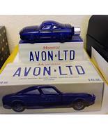 Avon Mesmerize SPORT CAR limited edition cologne - $32.99