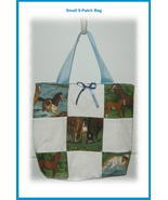 *Customized 9-Patch Bag with Optional Center Ph... - $25.00